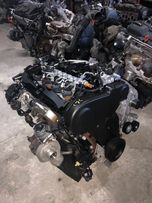 Двигатель audi a4 b8 a5 CJC 2.0tdi 12-16 год