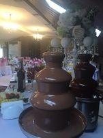 Аренда шоколадного фонтана. Шоколадный фонтан