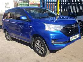 2018 Toyota Avanza 1.5 TX with full service history for business