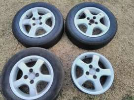 14inch Tazz mag rims for sale  fits Opel Corsa