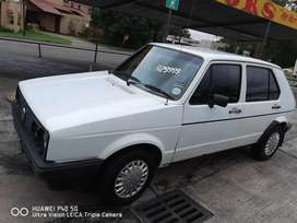 VW Citi Golf 1.3 AUTO
