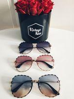 Okulary przeciwsłoneczne kolory super oprawki szkła