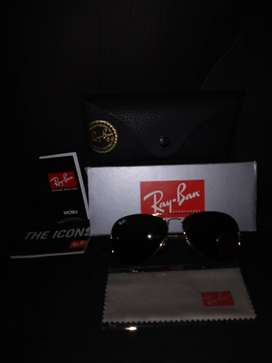 Original aviator gold Ray ban sunglasses