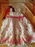 Платье-сарафан на 5-6 лет
