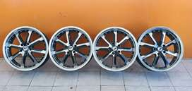 18 inch VW mags for sale.