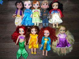 Кукла Animators Disney Дисней Аниматор Белоснежка, Анна, Эльза