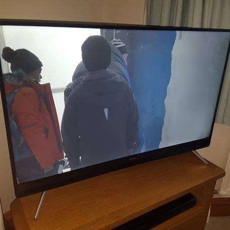 Samsung HD LCD TV 0