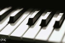 Уроки игры на фортепиано, piano lessons