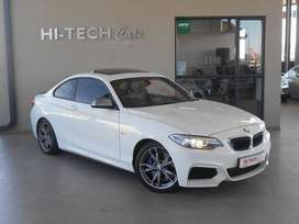 2015 BMW M235i COUPE A/T F22 WITH 79000KMS