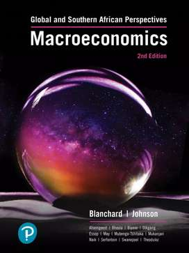 Textbook :Macroeconomics Global and Southern African Perspectives