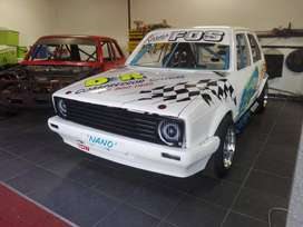 2.1 race ready golf for sale or to swop