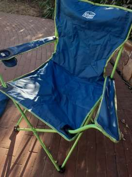 Camping Chair with carry cover