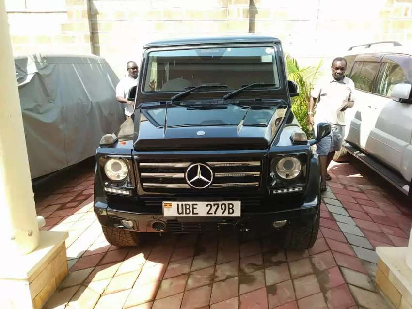 Mercedes Benz cross country new model 0