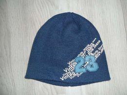 Ciepła czapka dla chłopca 3-5L