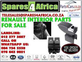 Renault interior parts for sale