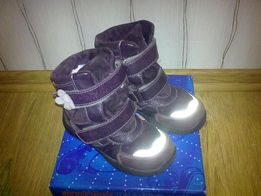 зимние мембранные ботинки Котофей