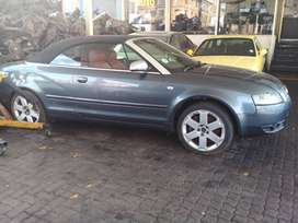 AUDI S4 4.2 STRIPPING FOR SPARES