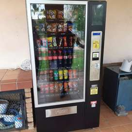 602 Combo Vending Machine For Sale