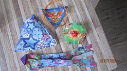 Комплект 4 шт. игрушки из киндер-сюрприза леталки, крутилки