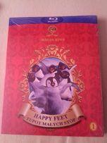 Blu-ray Tupot Małych Stóp