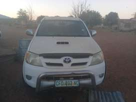 Toyota Hilux D4D 3l negotiable