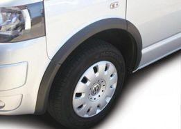 Расширители колесных арок VW T5, T6