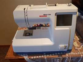 Bernina Deco 330 embroidary machine