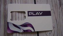 PLAY RAMKA SIM karta kolekcjonerska