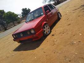 I'm selling my VW golf velociti 2007 model with 1.4i