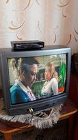 Телевизор JVC АV 2113 рабочий и идеальном состоянии
