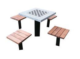 Stół do gry w Szachy stół do szachów chińczyk do Parku granitowe OSA