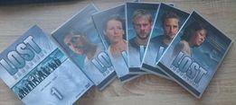 Serial LOST - Zagubieni 1 na DVD.