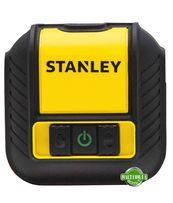 Лазерный уровень Stanley Cubix Green Beam Cross Line GREEN Зеленый луч