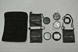 GoPro PolarPro Lens and Filter Kit Fits Hero4 / Hero3