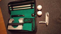 Zestaw do golfa mini golf składany