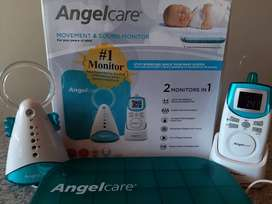 Angelcare Baby Movement & Sound Monitoring System AC401