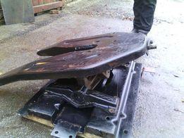 Седельное сцепное устройство, Седло на тягач ЗиЛ