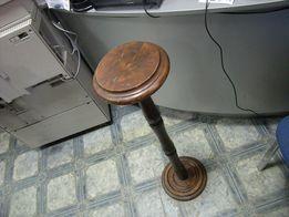 Підставка дерев'яна точена