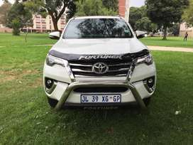 Toyota Fortuner 2.8 GD 6
