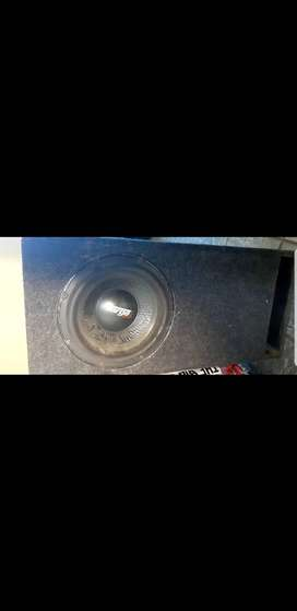 Amps and Sub for sale