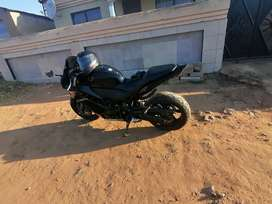 Im selling or swapping my cbr 600 for any super bike same value