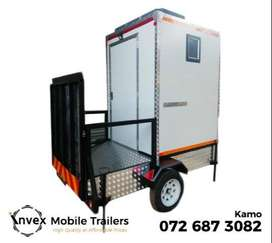 VIP mobile toilet for the disabled for sale