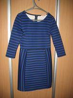 Платье брендовое, плотное, неопрен.