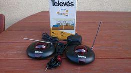 Urządzenie przełączanie kanałów Telves