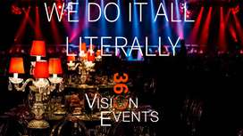 360 Vision Events Group / Event Management and Hire Company