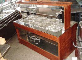 Фуршетная линия, барные станции, фреш-станции,модули для посуды