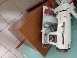 Empisal sewing machine for sale with table R1200 very strong machine h