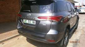 Toyota Fortuner 2.4 GD 2018