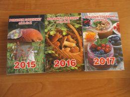 Kartka z kalendarza 2015, 2016, 2017, 2018