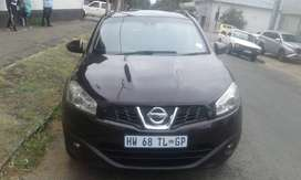 2013 Nissan Qashqai 1.6 Limited Edition for sale